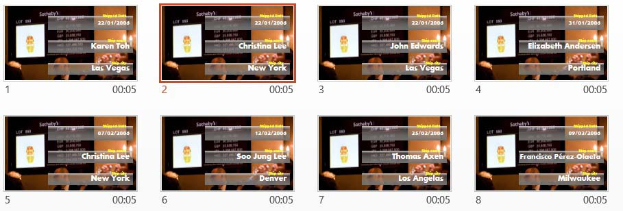 How Use Data Scrolling or Virtual Slides in PowerPoint for Lengthy Presentations and Catalogues
