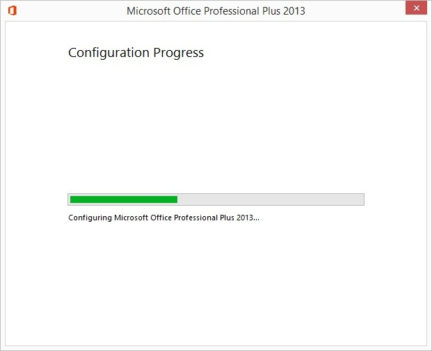 reconfigure microsoft office setup to add a new feature