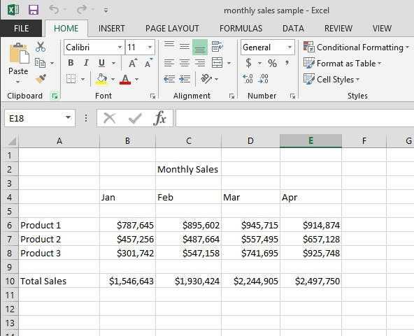How Insert Excel Spreadsheet Into PowerPoint for Data-Enabled Presentations