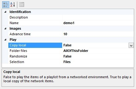 play file directly from network share