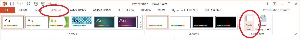 Best Resolution For PowerPoint Presentations • PresentationPoint