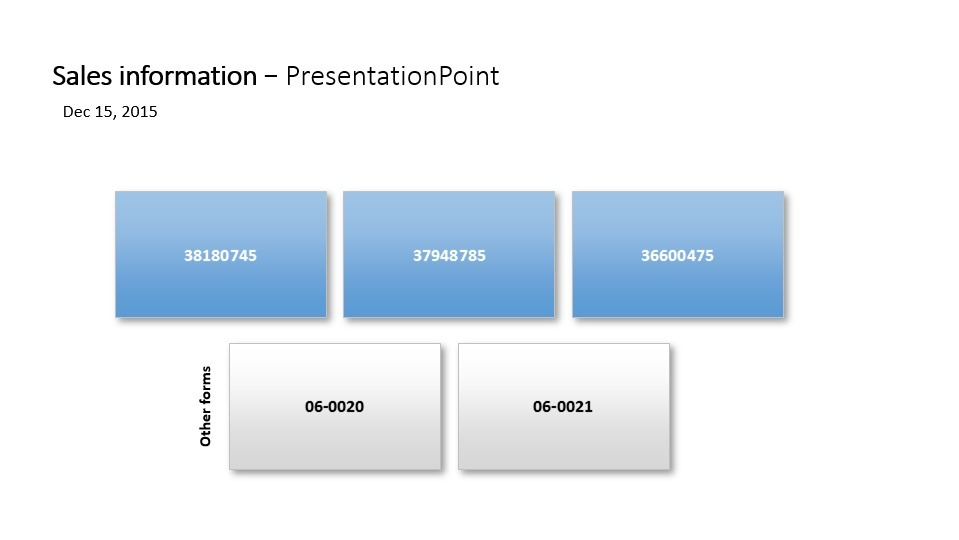 sql presentation slideshow