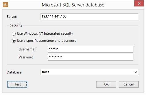 SQL Presentations