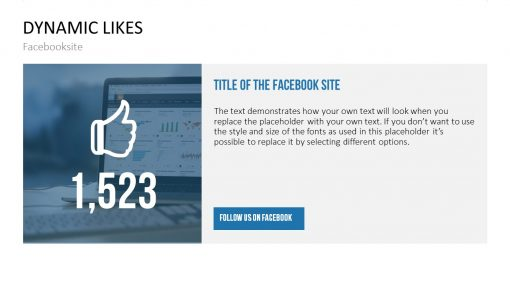 show real-time likes