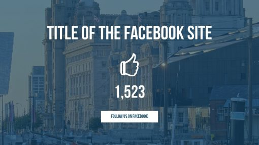 show number of facebook likes on your screen