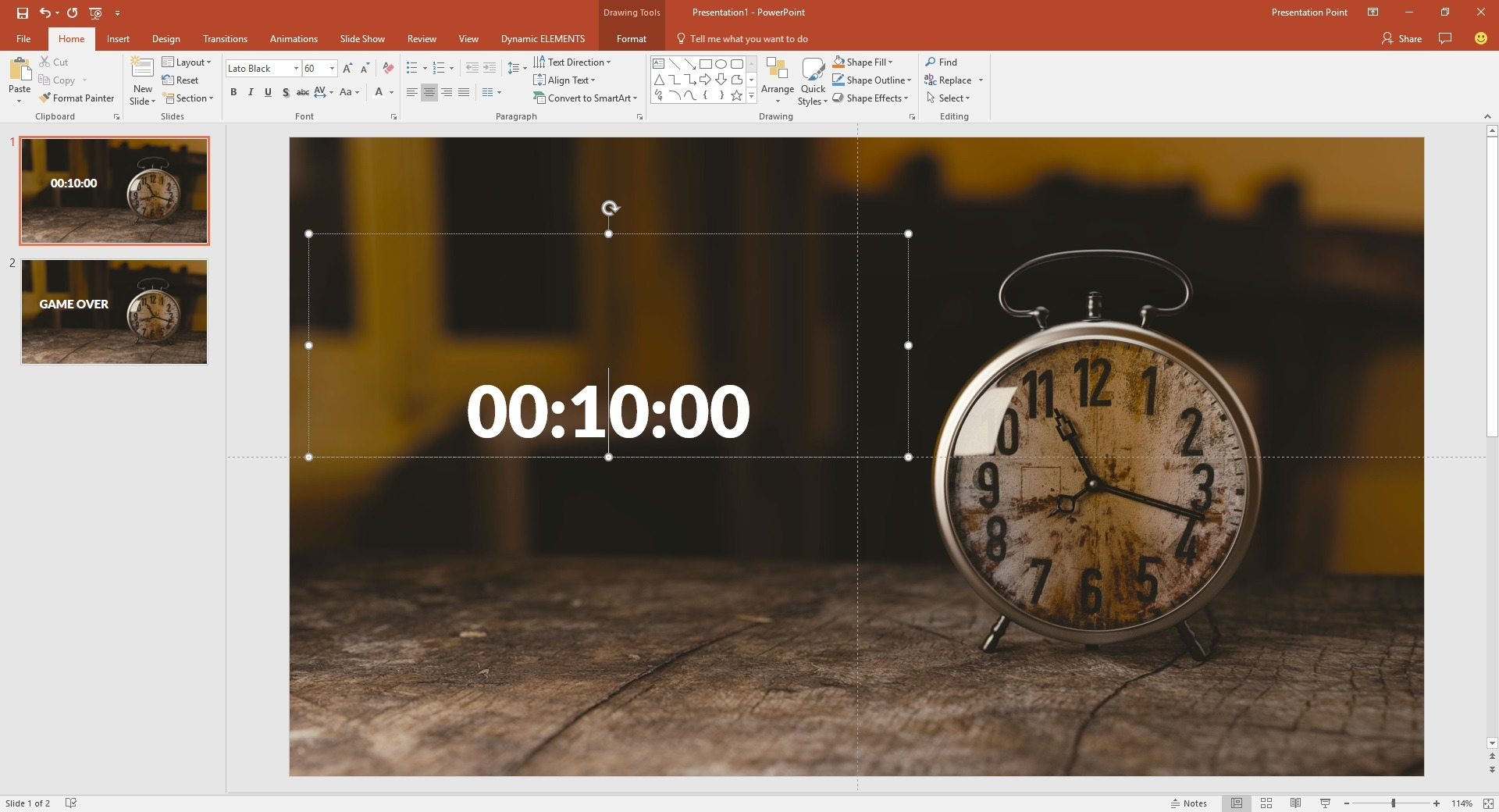 How to Use a Timer in PowerPoint • PresentationPoint