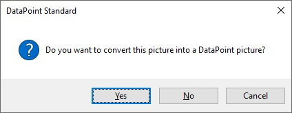 convert to dynamic picture