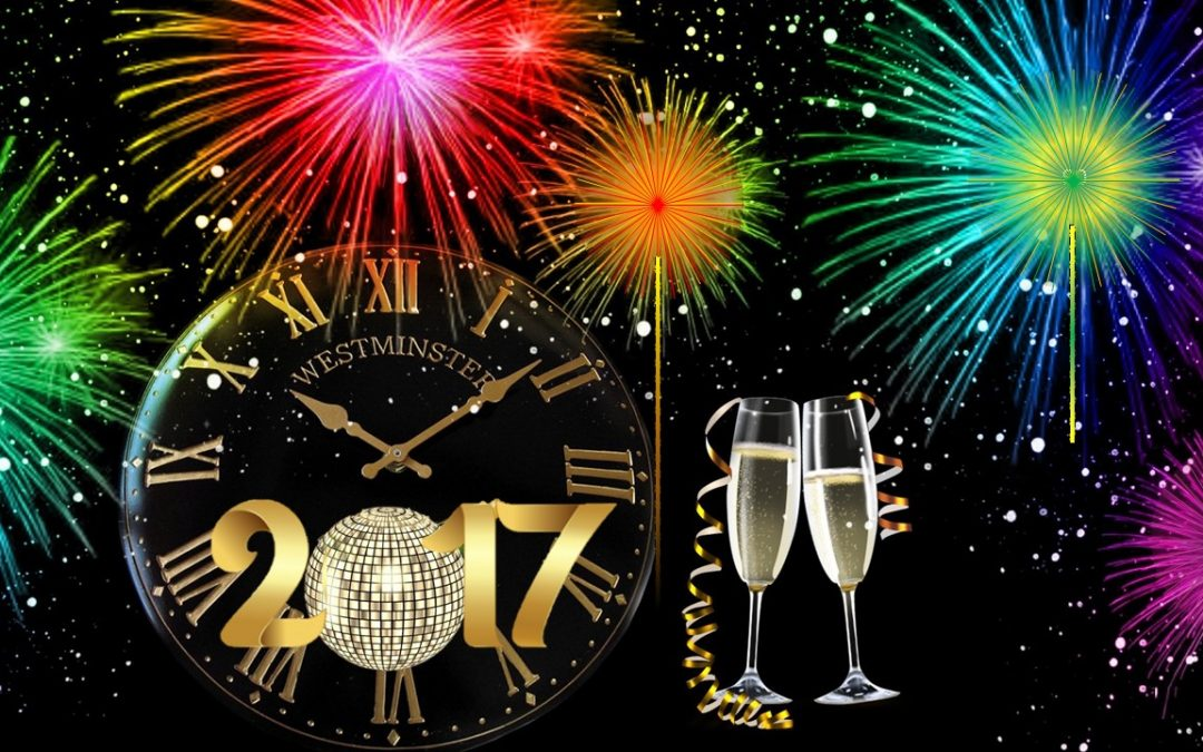 New Year's PowerPoint Templates