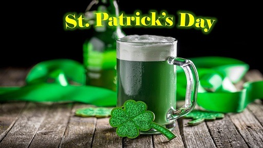 St Patrick's Day PowerPoint Templates