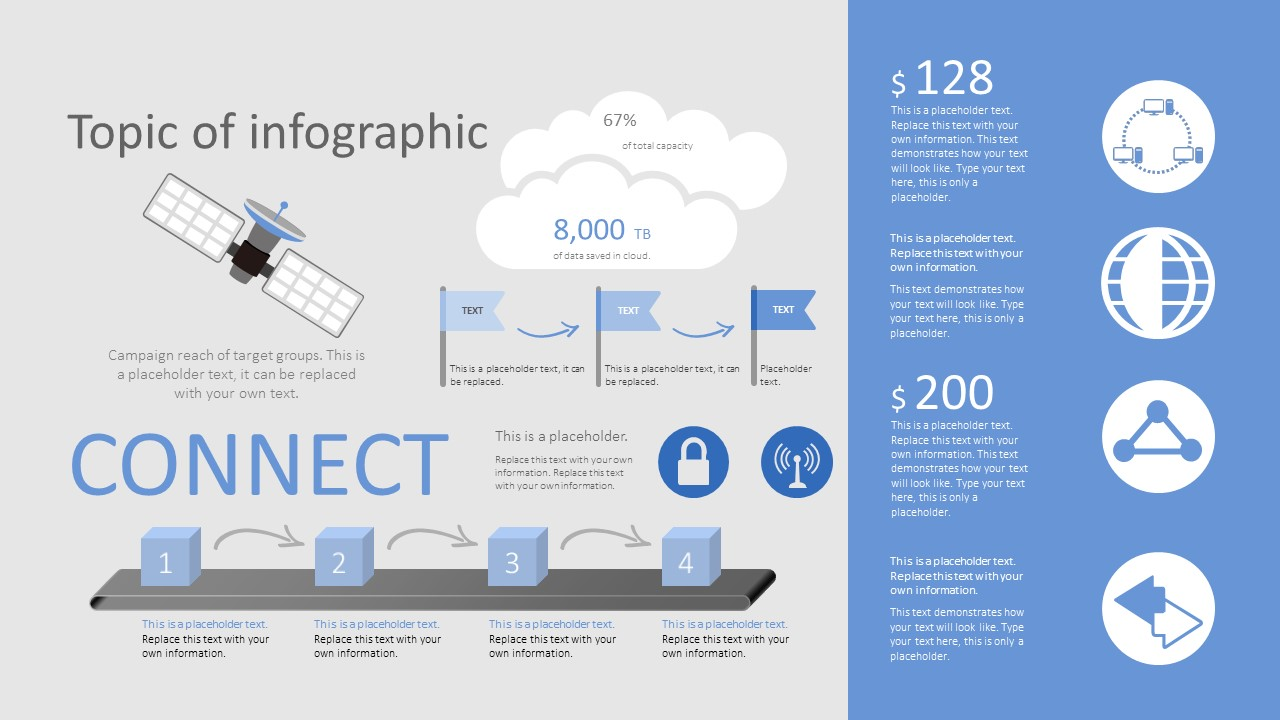 Using PowerPoint for Data Visualization in presentations