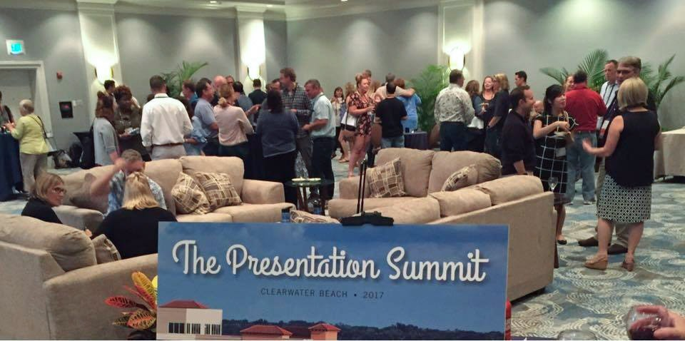 Presentation Summit 2017 Experience