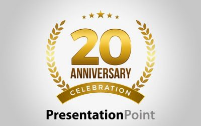 Celebrate 20 years PresentationPoint and 15 years DataPoint