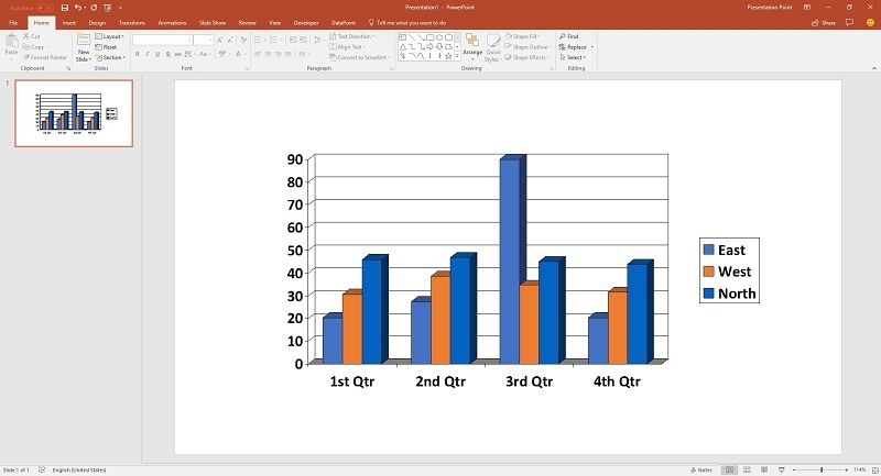 Dynamic Charts and Graphs in PowerPoint