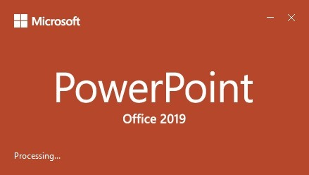 New PowerPoint 2019