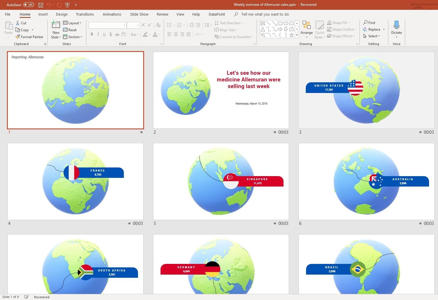 Mail Merge Powerpoint Presentations 4 Types Presentationpoint
