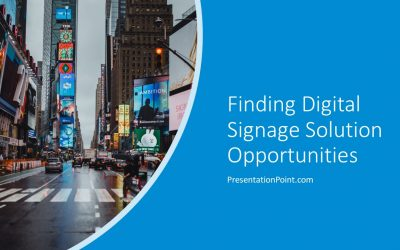 Affiliates: Finding Digital Signage Solution Opportunities