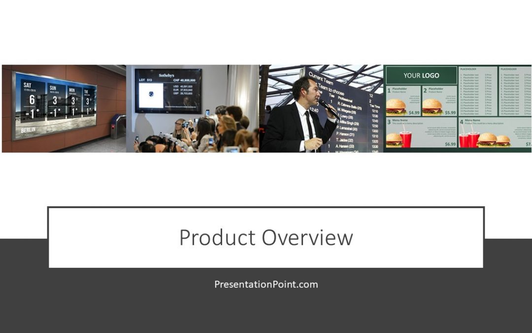 PresentationPoint Software Overview