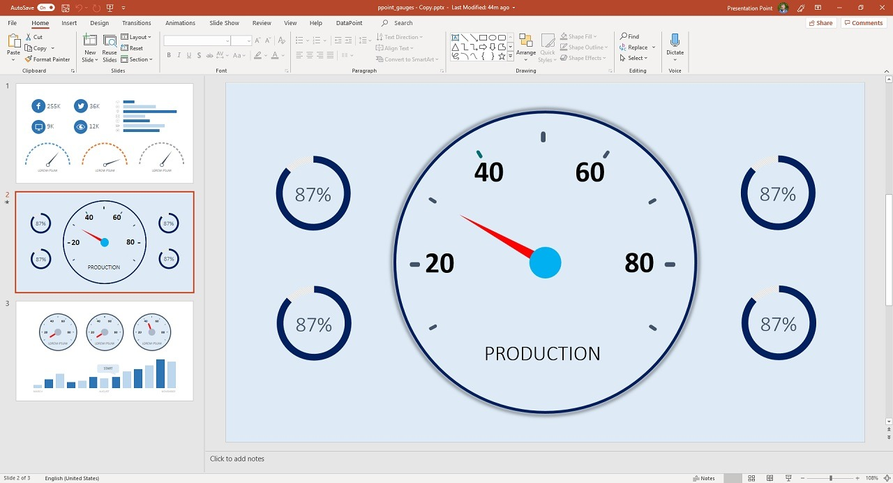 Create Powerpoint Slides From Excel Data Presentationpoint