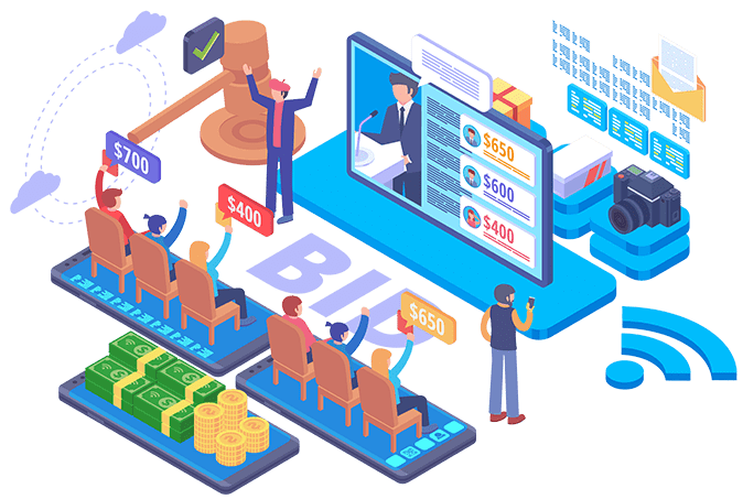 Solutions Live Data Presentations