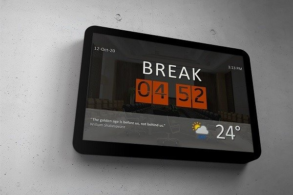 BreakPoint Ends Boring PowerPoint Meeting Break Slides!