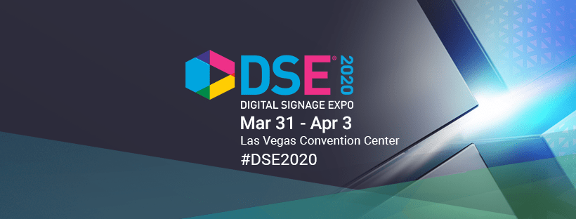 Digital Signage Expo 2020 Las Vegas
