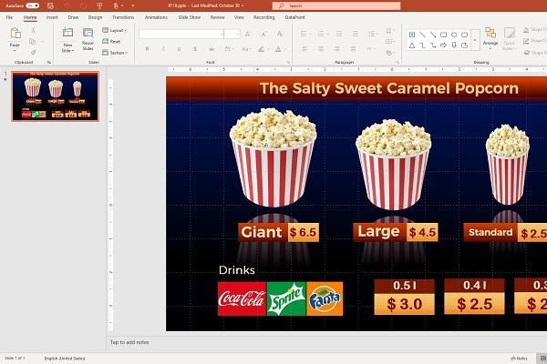 Use PowerPoint to Create Digital Signage Movies