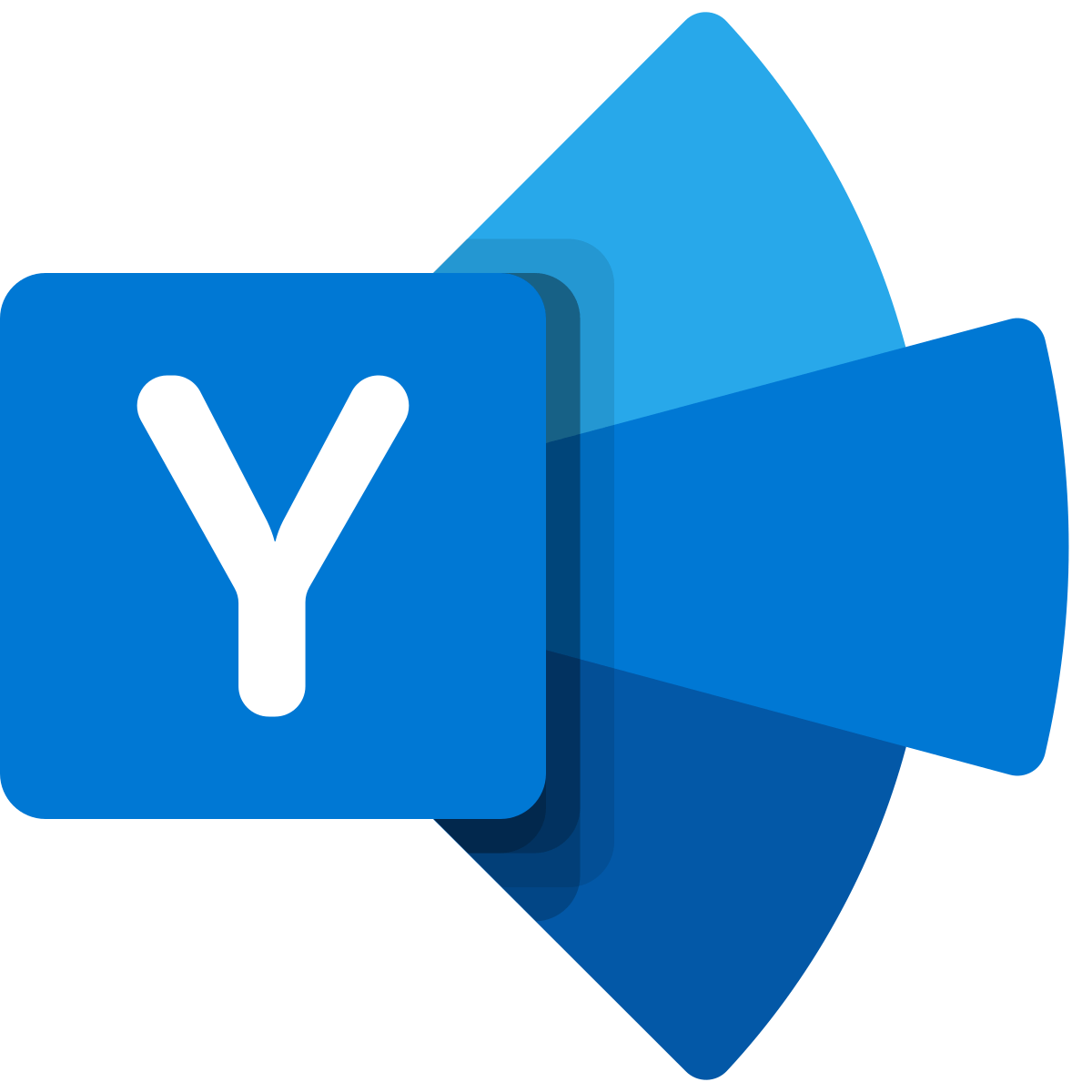 PowerPoint Yammer integration