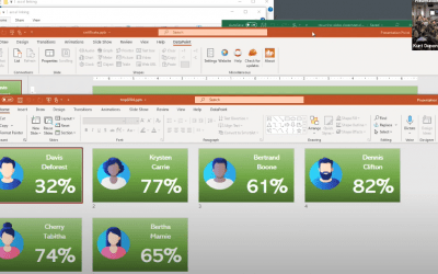 Automatically Create PowerPoint Slides from Excel