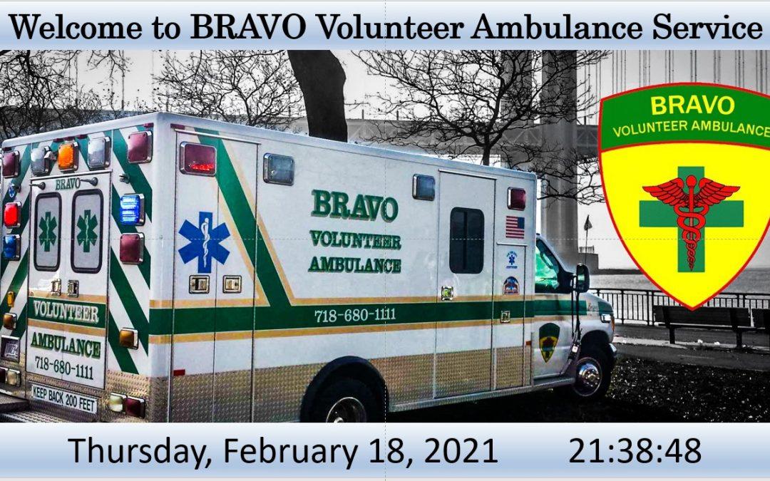 Non-Profit Digital Signage Case Study: Bravo Ambulance