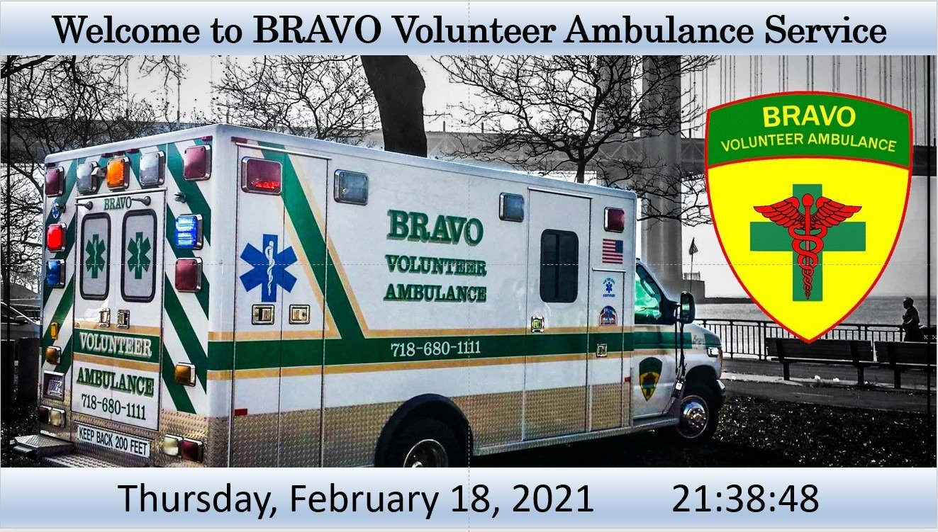 Non-profit digital signage case study - Bravo Ambulance